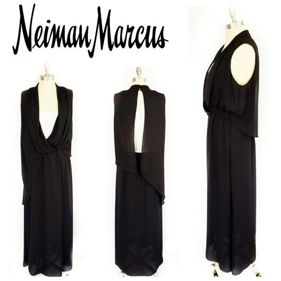 Neiman Marcus Dresses Evening Gown Sz L Poshmark
